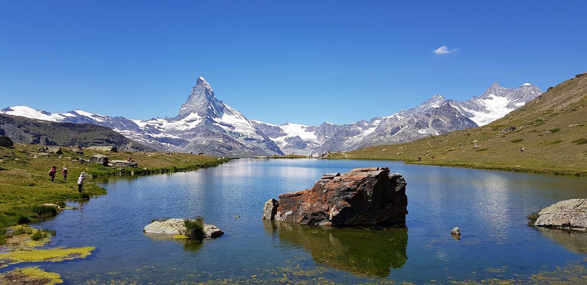 Wallis Zermatt Matterhorn